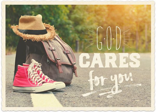 Big Blessing - God cares