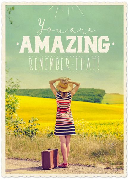 Big Blessing - You are amazing