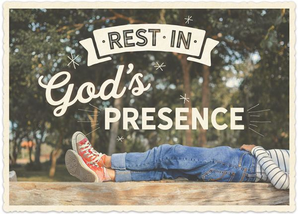 Big Blessing - God's presence